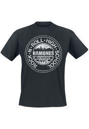 Ramones - Bowery NYC - T-Shirt - Uomo - nero