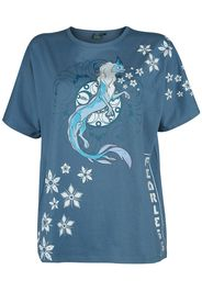 Raya and the Last Dragon - The Last Dragon - T-Shirt - Donna - verde acqua