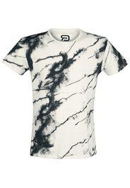 RED by EMP - Rebel Soul - T-Shirt - Uomo - bianco nero