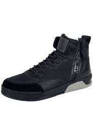 Replay Footwear - Astro Willard - Sneakers alte - Uomo - nero