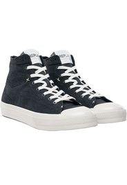 Replay Footwear - Rebel Dust - Sneakers alte - Uomo - nero