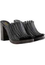 Replay Footwear - Cameron - Infradito - Donna - nero marrone