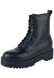 Replay Footwear - Doc Kelley - Stivali - Donna - nero