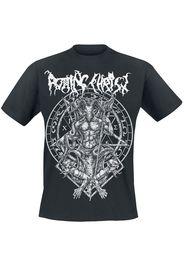 Rotting Christ - Hellenic Black Metal Legions - T-Shirt - Uomo - nero