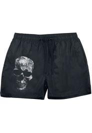 Splattered Skull -  - Bermuda - Uomo - nero