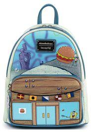 SpongeBob SquarePants - Loungefly - Krosse Krabbe - Mini zaino - Donna - multicolore