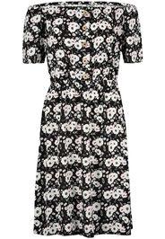 Sublevel - Ladies Carmen Dress - Miniabito - Donna - nero