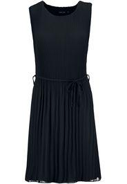 Sublevel - Plisseé Dress - Miniabito - Donna - nero