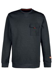 Sublevel - Mens Sweatshirt - Felpa - Uomo - nero