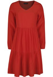 Sublevel - Ladies Dress - Abito media lunghezza - Donna - rosso