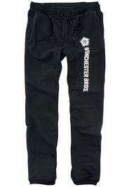 Supernatural - Winchester Bros - Pantaloni tuta - Uomo - nero