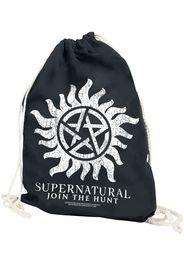 Supernatural - Anti Possession - Borsa da palestra - Unisex - multicolore