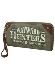 Supernatural - Wayward Hunters - Portafoglio - Donna - verde