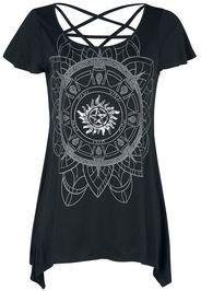 Supernatural - Hunter - T-Shirt - Donna - nero