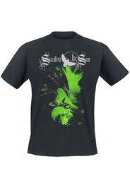 Swallow The Sun - Blackbird - T-Shirt - Uomo - nero