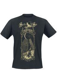 Swallow The Sun - New Moon - T-Shirt - Uomo - nero