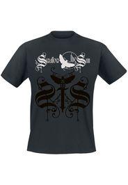 Swallow The Sun - Oldschool - T-Shirt - Uomo - nero