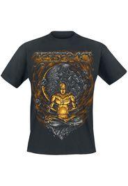 Tesseract - Of Energy - T-Shirt - Uomo - nero