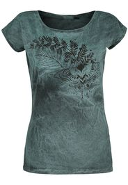 The Last Of Us - Part 2 - Ellie - T-Shirt - Donna - blu