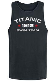Titanic Swim Team -  - Canotte - Uomo - nero
