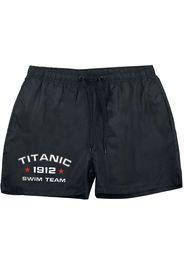 Titanic Swim Team -  - Bermuda - Uomo - nero