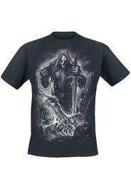 Toxic Angel - Einherjar - T-Shirt - Uomo - nero