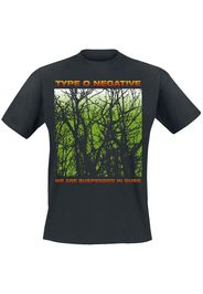 Type O Negative - Suspend In Dusk - T-Shirt - Uomo - nero