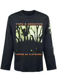 Type O Negative - October Rust - Maglia a maniche lunghe - Uomo - nero