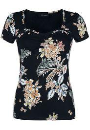 Vive Maria - Honolulu Beach Shirt - T-Shirt - Donna - multicolore