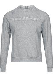 Vive Maria - Cosy Night Sweater - Felpa - Donna - grigio sport
