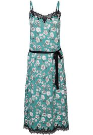 Vive Maria - Green Flower Dress - Abito media lunghezza - Donna - verde