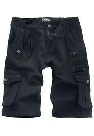 Vixxsin - Aleron Shorts - Shorts - Uomo - nero