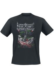 Vulture - Dealing' death - T-Shirt - Uomo - multicolor