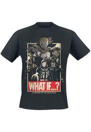 What If...? - Group - T-Shirt - Uomo - nero