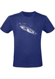 You Are Here -  - T-Shirt - Uomo - blu scuro