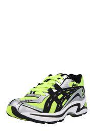 ASICS SportStyle Sneaker bassa  argento / nero / verde neon