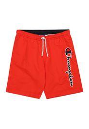 Champion Authentic Athletic Apparel Pantaloncini da bagno  rosso