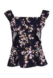 Dorothy Perkins Petite Camicia da donna  blu scuro / oliva / beige / rosa chiaro