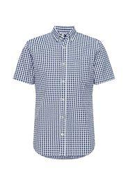 GAP Camicia  blu scuro / bianco