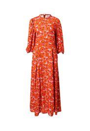 Hofmann Copenhagen Abito 'Carly'  rosa / arancione / arancione scuro / bianco / nero