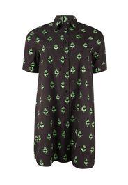 JNBY Abito camicia  verde scuro / kiwi