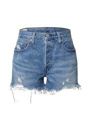 LEVI'S Jeans '501® HIGH RISE'  blu denim