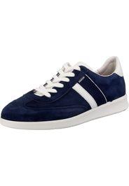 LLOYD Sneaker bassa 'Burt'  blu scuro / bianco