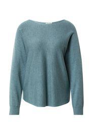 REPEAT Pullover  blu colomba