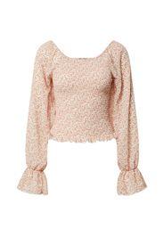 Rut & Circle Camicia da donna 'EMILIA'  rosa antico / pitaya / bianco / oliva
