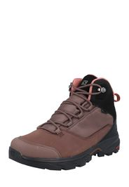 SALOMON Boots 'OUTward GTX w'  marrone / nero / rosa