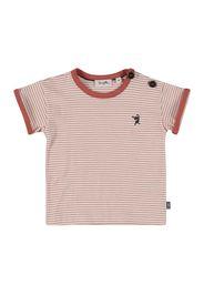 Sanetta Pure Maglietta  rosa / bianco
