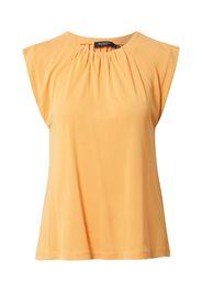 SOAKED IN LUXURY Maglietta 'Anitra'  giallo oro