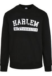 SOUTHPOLE Felpa 'Harlem'  nero / bianco