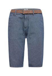 TOM TAILOR Pantaloni chino 'Josh'  blu